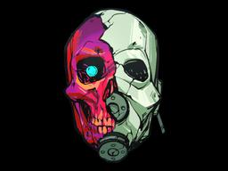 Sticker | Combine Helmet (Holo)