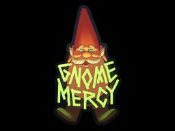 Sticker | Gnome Mercy