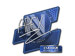 Sticker | apEX | Atlanta 2017