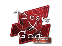 Sticker | Dosia | Atlanta 2017