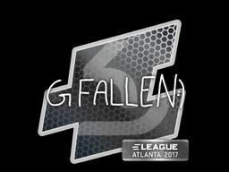 Sticker   FalleN   Atlanta 2017