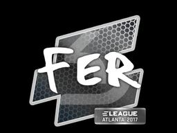 Sticker   fer   Atlanta 2017