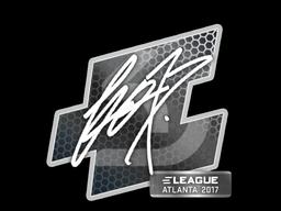 Sticker   fox   Atlanta 2017