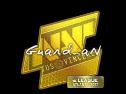 Sticker | GuardiaN | Atlanta 2017