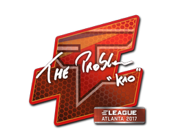 Наклейка | kioShiMa | Атланта 2017
