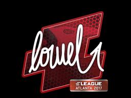 Sticker | loWel | Atlanta 2017