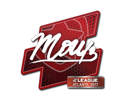 Sticker | mou | Atlanta 2017