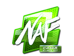 Sticker   NAF (Foil)   Atlanta 2017