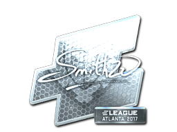 Sticker   SmithZz (Foil)   Atlanta 2017