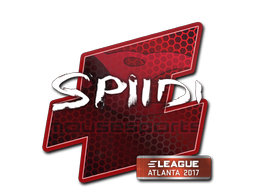 Sticker | Spiidi | Atlanta 2017