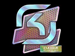 Наклейка | SK Gaming (голографическая) | Атланта 2017