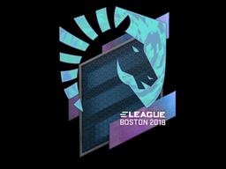 Sticker | Team Liquid (Holo) | Boston 2018