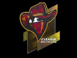 Sticker | Renegades (Holo) | Boston 2018