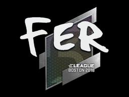 Sticker   fer   Boston 2018