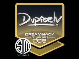 Sticker   dupreeh   Cluj-Napoca 2015