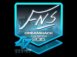 Sticker   FNS (Foil)   Cluj-Napoca 2015