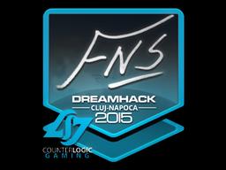 Наклейка | FNS | Клуж-Напока 2015