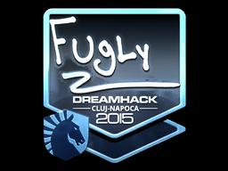 Sticker   FugLy (Foil)   Cluj-Napoca 2015