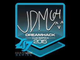 Наклейка | jdm64 | Клуж-Напока 2015