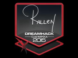 Наклейка | rallen | Клуж-Напока 2015
