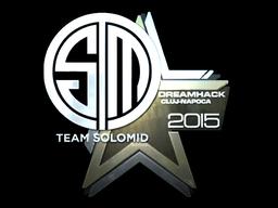 Sticker   Team SoloMid (Foil)   Cluj-Napoca 2015