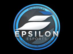 Наклейка | Epsilon eSports | Кёльн 2014