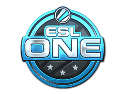 Sticker | ESL One Cologne 2014 (Blue)