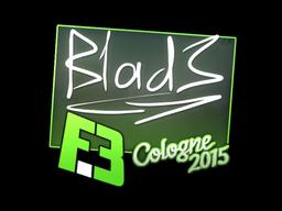 Sticker   B1ad3   Cologne 2015