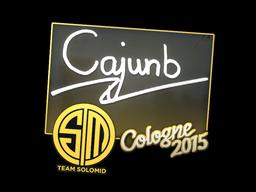 Sticker | cajunb | Cologne 2015