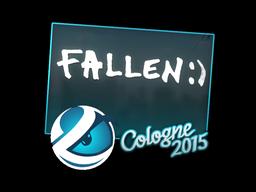 Sticker | FalleN | Cologne 2015
