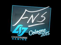 Наклейка | FNS | Кёльн 2015