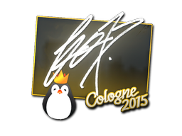 Наклейка   fox   Кёльн 2015