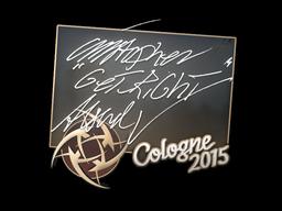 Sticker | GeT_RiGhT | Cologne 2015