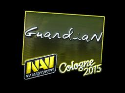 Sticker | GuardiaN (Foil) | Cologne 2015