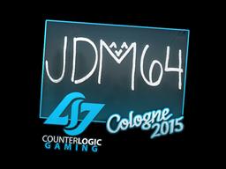 Наклейка | jdm64 | Кёльн 2015