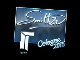 Sticker | SmithZz (Foil) | Cologne 2015