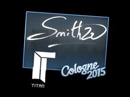 Наклейка | SmithZz | Кёльн 2015
