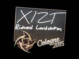 Sticker | Xizt | Cologne 2015