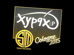 Sticker | Xyp9x | Cologne 2015