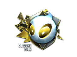 Sticker   Team Dignitas (Foil)   Cologne 2016