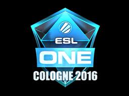 Sticker   ESL (Foil)   Cologne 2016