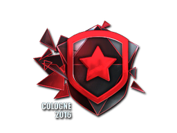 Sticker   Gambit Gaming (Foil)   Cologne 2016