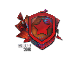 Sticker   Gambit Gaming (Holo)   Cologne 2016