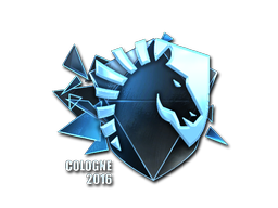Наклейка   Team Liquid (металлическая)   Кёльн 2016