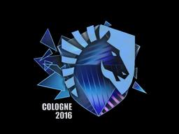 Наклейка   Team Liquid (голографическая)   Кёльн 2016