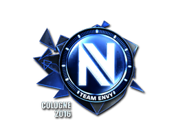 Sticker   Team EnVyUs (Foil)   Cologne 2016