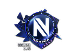 Sticker   Team EnVyUs (Holo)   Cologne 2016