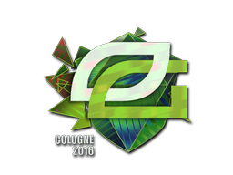 Sticker   OpTic Gaming (Holo)   Cologne 2016