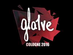 Sticker | gla1ve | Cologne 2016