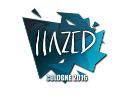 Наклейка | hazed | Кёльн 2016